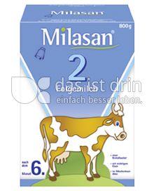 Produktabbildung: Milasan 2 Folgemilch 800 g