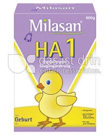 Produktabbildung: Milasan HA 1 Hypoallergene Säuglingsnahrung 600 g