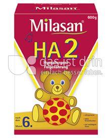 Produktabbildung: Milasan HA 2 Hypoallergene Säuglingsnahrung 600 g
