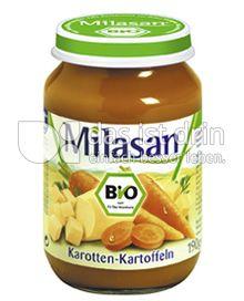 Produktabbildung: Milasan Karotten-Kartoffeln 190 g