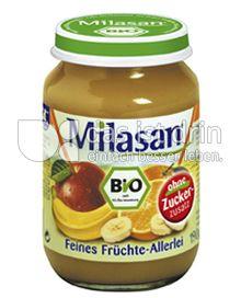 Produktabbildung: Milasan Feines Früchte-Allerlei 190 g