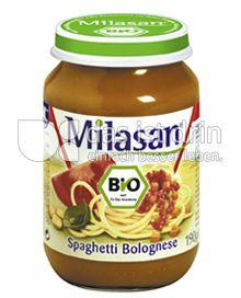 Produktabbildung: Milasan Spaghetti Bolognese 190 g