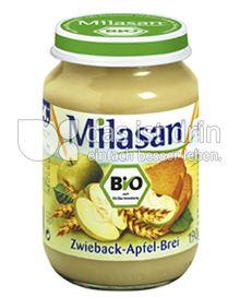 Produktabbildung: Milasan Zwieback-Apfel-Brei 190 g