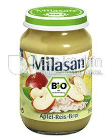 Produktabbildung: Milasan Apfel-Reis-Brei 190 g