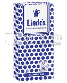 Produktabbildung: Linde's Kornkaffee mit Zichorie 500 g