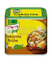 Produktabbildung: Knorr Gekörnte Brühe 18 l