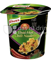 Produktabbildung: Knorr Snack Bar Thai Hot Chili Nudeln 51 g