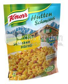 Produktabbildung: Knorr Hüttenschmaus Schinken Hörnli 156 g