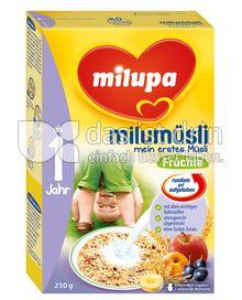 Produktabbildung: Milupa Milumüsli Früchte 250 g