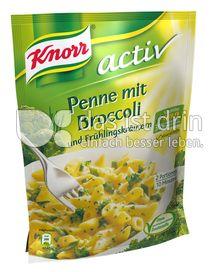 Produktabbildung: Knorr activ Penne mit Broccoli und Frühlingskräutern 146 g