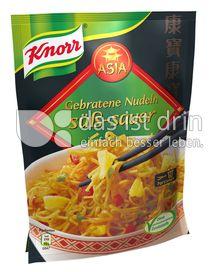 Produktabbildung: Knorr Asia Gebratene Nudeln süß-sauer 134 g