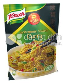 Produktabbildung: Knorr Asia Gebratene Nudeln Curry 123 g