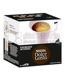 Produktabbildung: Nescafé Dolce Gusto Espresso Intenso 16 St.