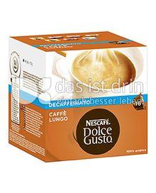 Produktabbildung: Nescafé Dolce Gusto Caffè Lungo Entkoffeiniert 16 St.
