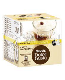 Produktabbildung: Nescafé Dolce Gusto Latte Macchiato Vanilla 16 St.