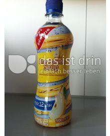 Produktabbildung: Gut & Günstig Birne-Holunder Sirup 500 ml