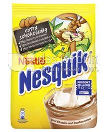 Produktabbildung: Nestlé Nesquik Nachfüllbeutel 500 g