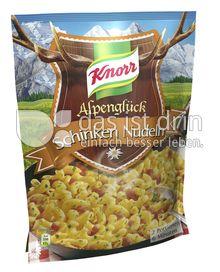 Produktabbildung: Knorr Alpenglück Schinken Nudeln