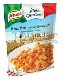 Produktabbildung: Knorr Mein Italien! Penne Pomodoro e Mozzarella