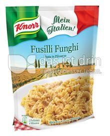 Produktabbildung: Knorr Mein Italien! Fusilli Funghi Pasta in Pilzsauce