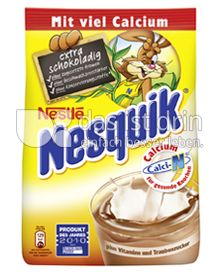 Produktabbildung: Nestlé Nesquik Nachfüllbeutel Mit viel Calcium 500 g