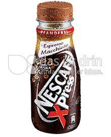 Produktabbildung: Nescafé Xpress Espresso Macchiato 250 ml