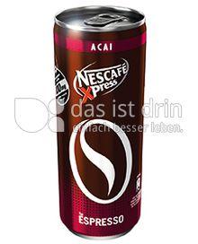 Produktabbildung: Nescafé Xpress Espresso Acai 250 ml