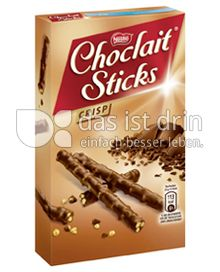 Produktabbildung: Nestlé Choclait Sticks Crisp 115 g