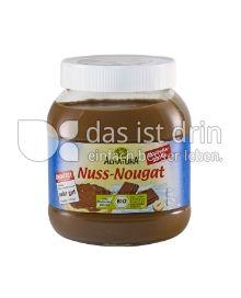Produktabbildung: Alnatura Nuss-Nougat 700 g