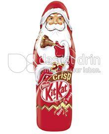 Produktabbildung: Nestlé KitKat Crisp Weihnachtsmann 100 g
