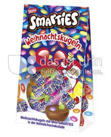 Produktabbildung: Nestlé Smarties Weihnachtskugeln 85 g