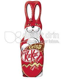 Produktabbildung: Nestlé KitKat Crisp Osterhase 100 g