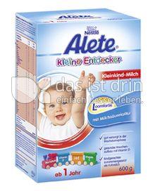 Produktabbildung: Nestlé Alete Kleine Entdecker Kleinkind-Milch 600 g