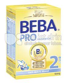 Produktabbildung: Nestlé BEBA PRO Folgemilch 2 600 g