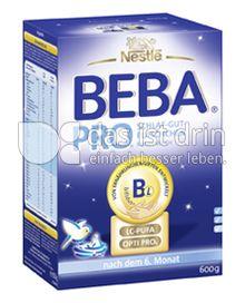 Produktabbildung: Nestlé BEBA PRO Schlaf-Gut-Fläschchen Folgemilch 600 g