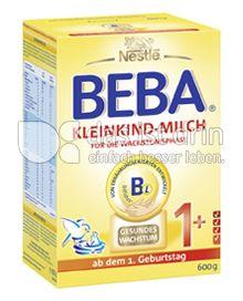 Produktabbildung: Nestlé BEBA Kleinkind-Milch 1+ 600 g