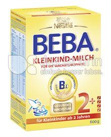 Produktabbildung: Nestlé BEBA Kleinkind-Milch 2+ 600 g