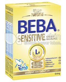 Produktabbildung: Nestlé BEBA Sensitive Spezialnahrung 600 g