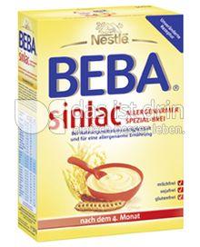 Produktabbildung: Nestlé BEBA SINLAC Allergenarmer Spezial-Brei 500 g