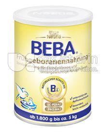 Produktabbildung: Nestlé BEBA Frühgeborenennahrung 400 g