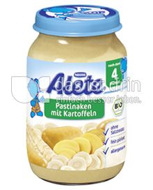 Produktabbildung: Nestlé Alete Pastinaken mit Kartoffeln 190 g