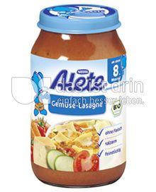 Produktabbildung: Nestlé Alete Gemüse-Lasagne 220 g