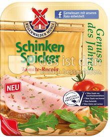 Produktabbildung: Schinkenspicker Tomate-Rucola 80 g