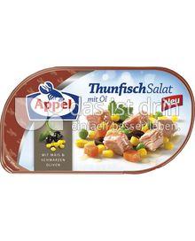 Produktabbildung: Appel Thunfisch Salat mit Öl 175 g