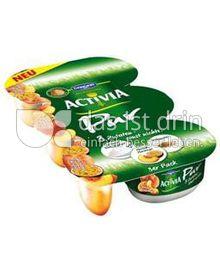 Produktabbildung: Danone Activia Pur Pfirsich-Maracuja 127 g