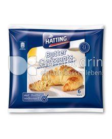Produktabbildung: Hatting Butter Croissants 420 g