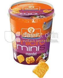 Produktabbildung: Brandt micro minis Mandel 80 g