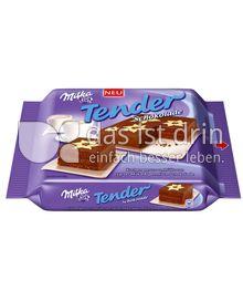 Produktabbildung: Milka Tender Schokolade 400 g