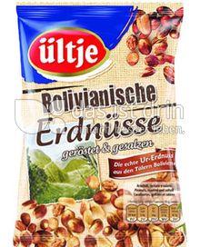 Produktabbildung: ültje Bolivianische Erdnüsse geröstet & gesalzen 200 g