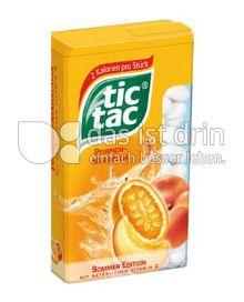 Produktabbildung: Tic Tac Pfirsich-Maracuja 100 St.